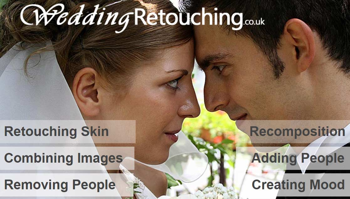 wedding retouching services